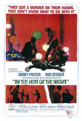 In the Heat of the Night - 27 x 40 Movie Poster - Style A