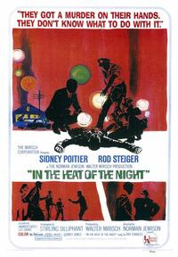 In the Heat of the Night - 43 x 62 Movie Poster - Bus Shelter Style A