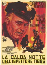 In the Heat of the Night - 11 x 17 Movie Poster - Italian Style A