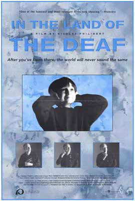 In the Land of the Deaf - 27 x 40 Movie Poster - Style A