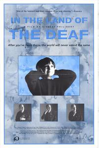 In the Land of the Deaf - 43 x 62 Movie Poster - Bus Shelter Style A