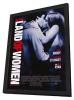 In the Land of Women - 11 x 17 Movie Poster - Style A - in Deluxe Wood Frame
