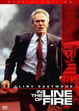 In the Line of Fire - 27 x 40 Movie Poster - Style C