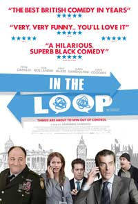 In the Loop - 43 x 62 Movie Poster - Bus Shelter Style A