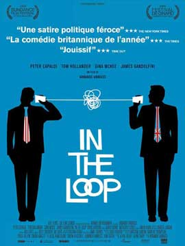In the Loop - 27 x 40 Movie Poster - French Style B