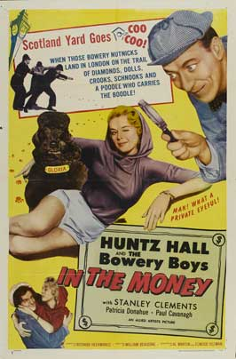 In the Money - 11 x 17 Movie Poster - Style B