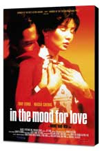 In the Mood for Love - 27 x 40 Movie Poster - Style A - Museum Wrapped Canvas
