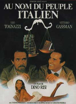 In the Name of the Italian People - 11 x 17 Movie Poster - French Style A