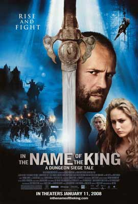 In the Name of the King: A Dungeon Siege Tale - 11 x 17 Movie Poster - Style A
