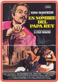 In the Name of the Pope King - 27 x 40 Movie Poster - Spanish Style A