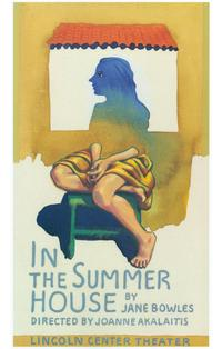 In The Summer House (stage play) - 27 x 40 Movie Poster - Style A