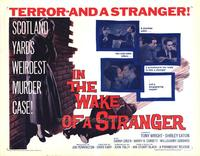 In the Wake of a Stranger - 11 x 14 Movie Poster - Style A