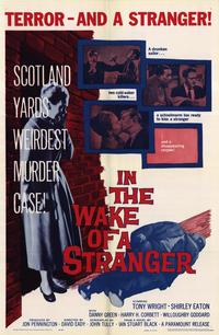 In the Wake of a Stranger - 11 x 17 Movie Poster - Style A