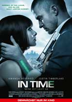 In Time - 27 x 40 Movie Poster - German Style A