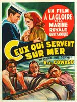 In Which We Serve - 11 x 17 Movie Poster - Belgian Style A