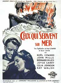 In Which We Serve - 11 x 17 Movie Poster - French Style A