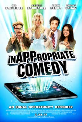 InAPPropiate Comedy - 11 x 17 Movie Poster - Style A