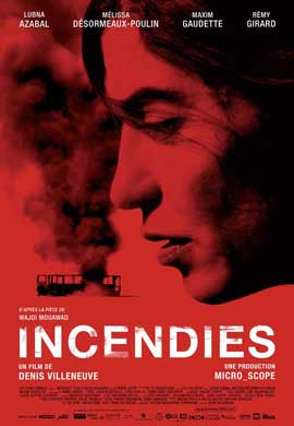 Incendies - 27 x 40 Movie Poster - Canadian Style A