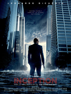 Inception - 11 x 17 Movie Poster - French Style A
