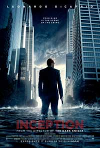 Inception - 43 x 62 Movie Poster - Bus Shelter Style A