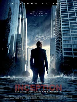 Inception - 27 x 40 Movie Poster - French Style A