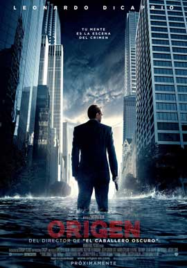 Inception - 11 x 17 Movie Poster - Spanish Style A