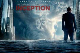 Inception - 11 x 17 Movie Poster - French Style B