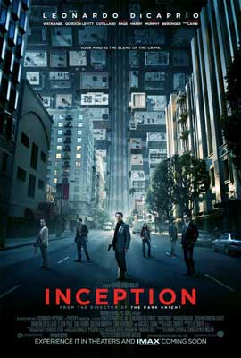 Inception - 27 x 40 Movie Poster - UK Style A