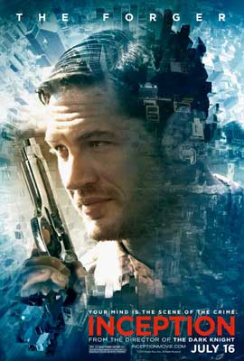 Inception - 27 x 40 Movie Poster - Style J