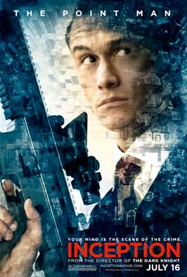 Inception - 43 x 62 Movie Poster - Bus Shelter Style E