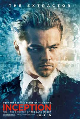 Inception - 27 x 40 Movie Poster - Style O