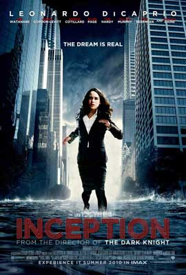 Inception - 11 x 17 Movie Poster - Style U