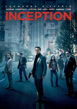 Inception - 11 x 17 Movie Poster - UK Style B