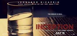 Inception - 8 x 17 Movie Poster - UK Style D