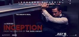 Inception - 8 x 17 Movie Poster - UK Style G