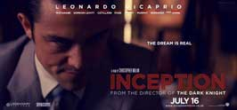 Inception - 8 x 17 Movie Poster - UK Style J