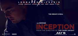 Inception - 8 x 17 Movie Poster - UK Style K