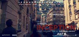 Inception - 8 x 17 Movie Poster - UK Style N