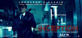 Inception - 8 x 17 Movie Poster - UK Style S