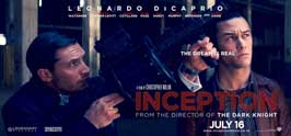 Inception - 8 x 17 Movie Poster - UK Style Z