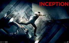 Inception - 11 x 17 Movie Poster - Style W