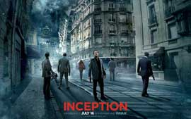 Inception - 11 x 17 Poster - Style AL