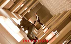 Inception - 11 x 17 Poster - Style AT