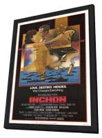 Inchon - 11 x 17 Movie Poster - Style A - in Deluxe Wood Frame