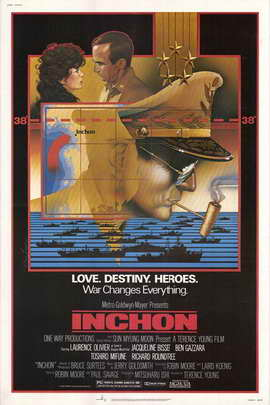 Inchon - 11 x 17 Movie Poster - Style A