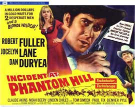 Incident at Phantom Hill - 11 x 14 Movie Poster - Style A