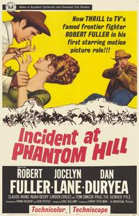 Incident at Phantom Hill - 11 x 17 Movie Poster - Style A