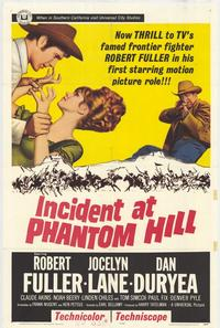 Incident at Phantom Hill - 27 x 40 Movie Poster - Style A