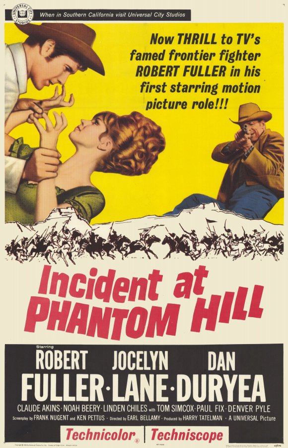Incident at Phantom Hill movie