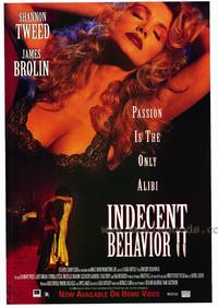 Indecent Behavior 2 - 11 x 17 Movie Poster - Style A